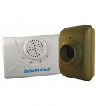 Wireless Entry Alert -with Motion Sensor- 2500 Foot Range